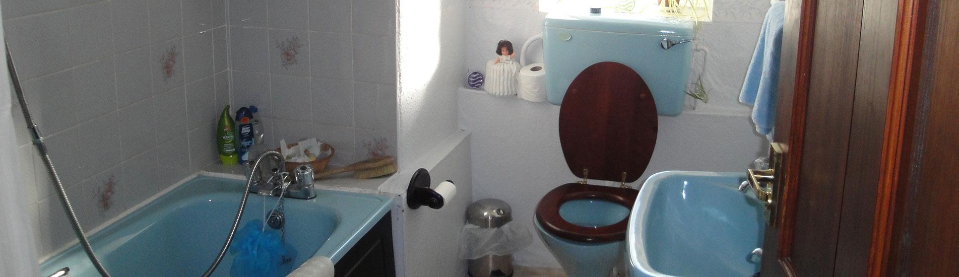 Kimbland Farm Shared Bathroom