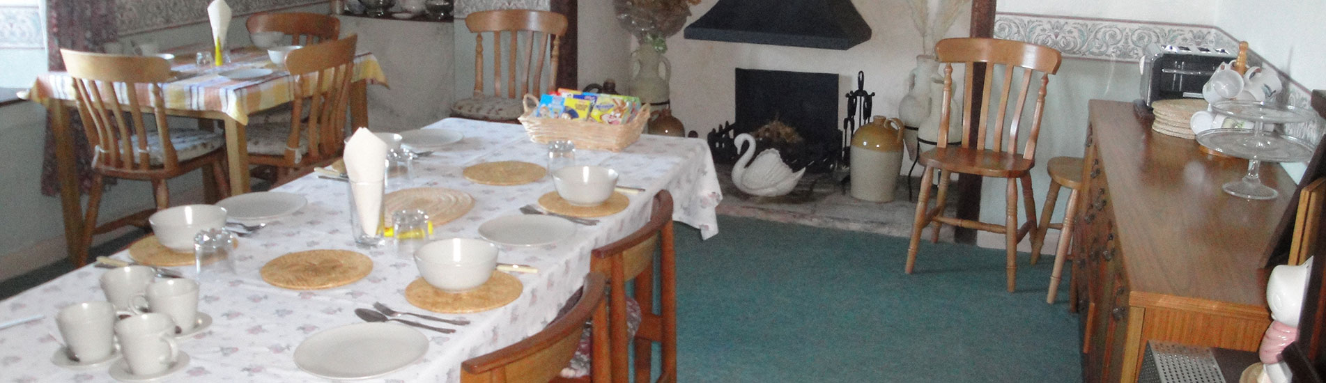 Kimbland Farm Dining Room