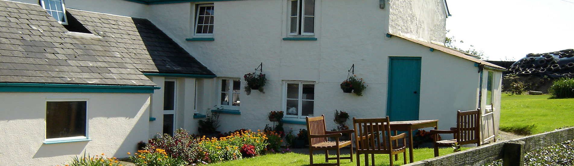 Kimbland Farm, B&B in North Devon